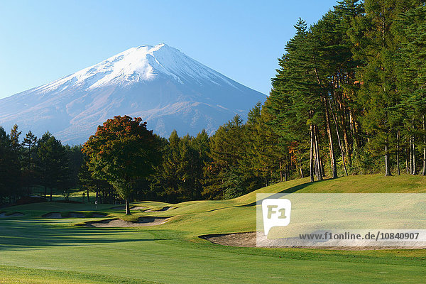 Kawaguchiko Country Club  Yamanashi Prefecture  Japan