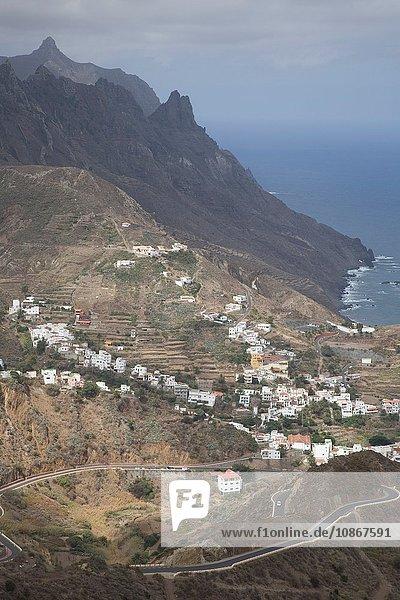 Anaga-Gebirge  Teneriffa  Kanarische Inseln  Spanien