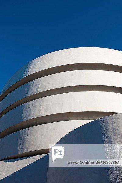 Guggenheim-Museum  Manhattan  New York City  USA