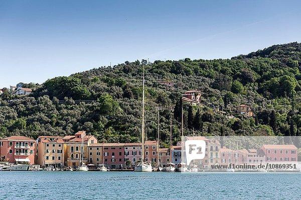 Porto Venere  Cinque Terre  Ligurien  Italien