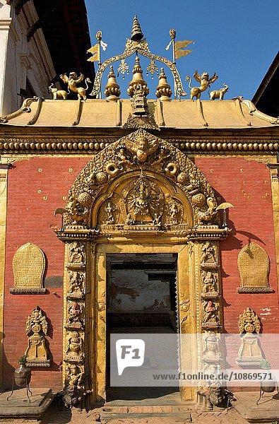 Golden Gate  Bhaktapur Durbar Platz