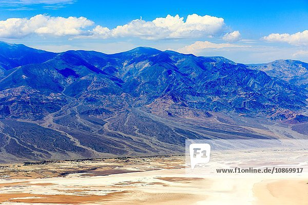 Dantes View  Death Valley  California  United States of America