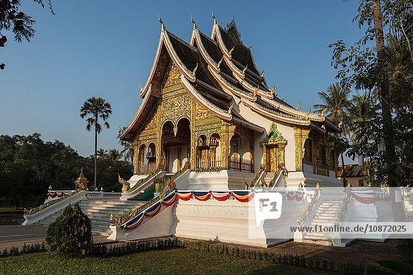 Golden City Tempel (Wat Xieng Thong)  Luang Prabang  Laos  Südostasien