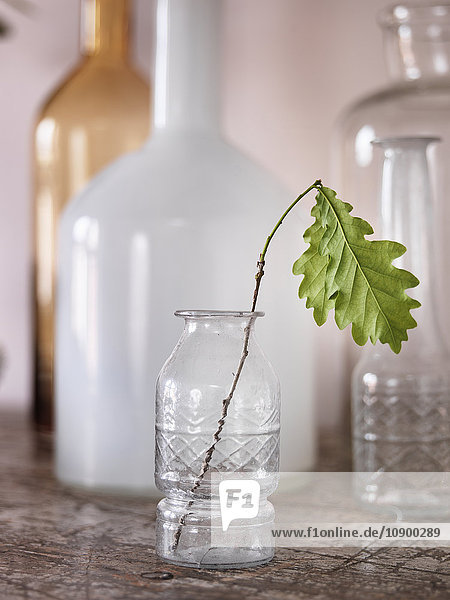 Nahaufnahme einer kunstvollen Vase