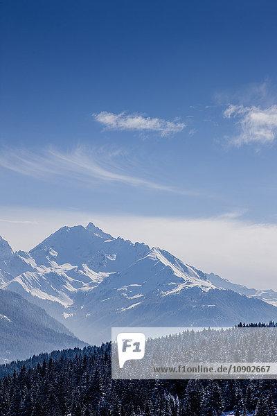 Schweiz  Lenzerheide  Schweizer Alpen