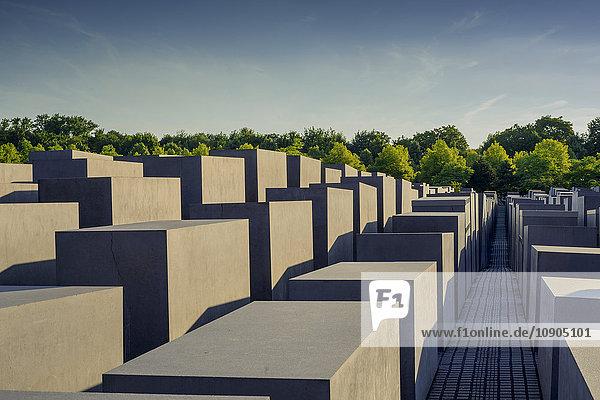 Deutschland  Berlin  Denkmal für die ermordeten Juden Europas
