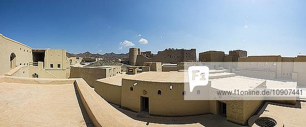 Oman  Dhakiliya  Bahla  Fort Bahal