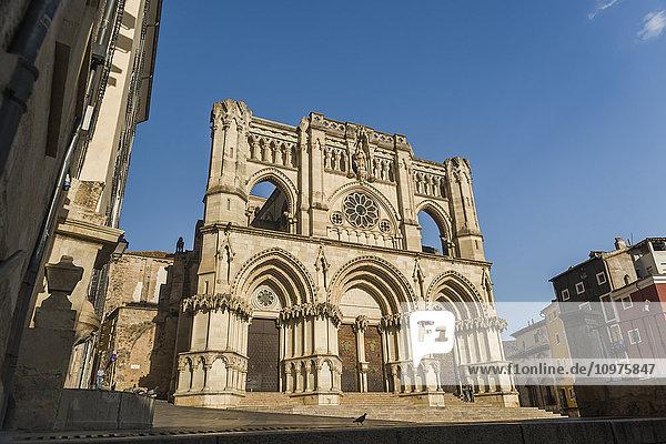 'Cathedral of Cuenca; Cuenca  Castile-La Mancha  Spain'
