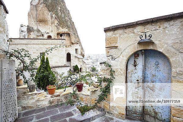 Dwellings and fairy chimneys: Goreme  Cappadocia  Turkey Dwellings and fairy chimneys: Goreme, Cappadocia, Turkey