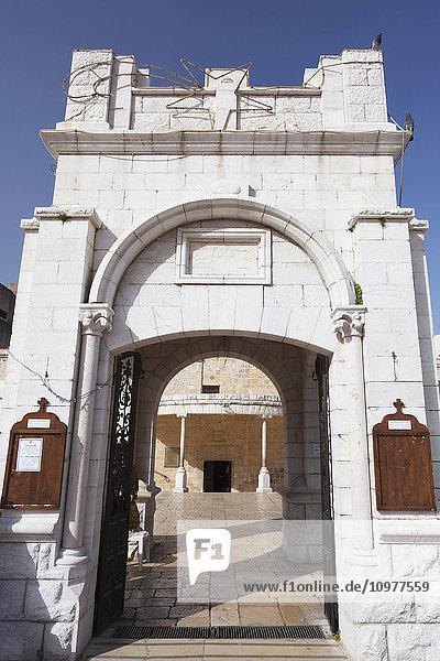 'St. Gabriel Church; Nazareth  Israel' 'St. Gabriel Church; Nazareth, Israel'