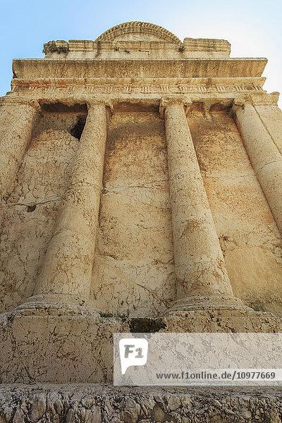 'Absalom's tomb; Jerusalem  Israel' 'Absalom's tomb; Jerusalem, Israel'
