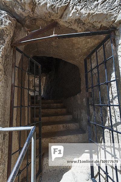 'Tomb of Zechariah; Jerusalem  Israel' 'Tomb of Zechariah; Jerusalem, Israel'