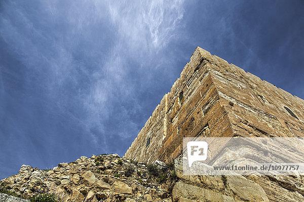 'Pinnacle of a temple; Jerusalem  Israel' 'Pinnacle of a temple; Jerusalem, Israel'