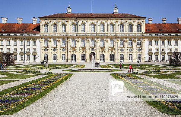 'Oberschleissheim Palace; Oberschleissheim  Bavaria  Germany'
