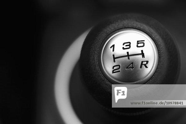 5-speed gearshift