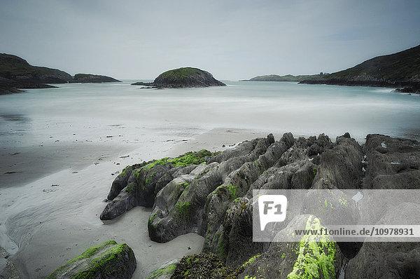 'Coastal landscape; Tragumna  County Cork  Ireland'