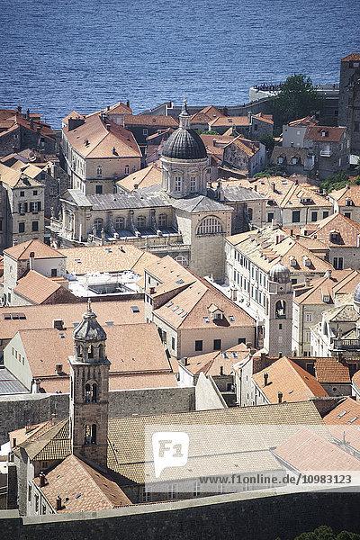 Kroatien  Dalmatien  Dubrovnik  historische Altstadt