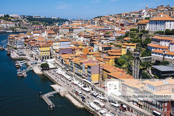 Portugal  Porto  Douro river