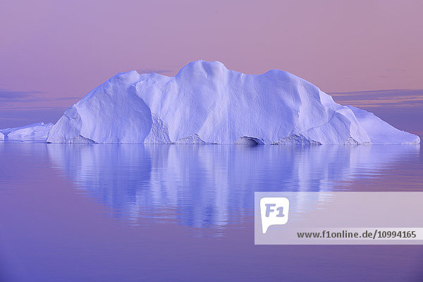 Iceberg  Disko Bay  Jakobshavn Glacier  Ilulissat  Greenland