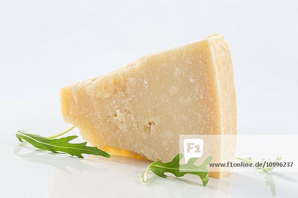 Parmesan cheese.