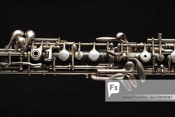 Oboe  Detail