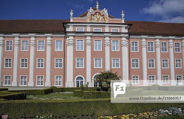 Neues Schloss  Meersburg  Baden-Württemberg  Deutschland  Europa