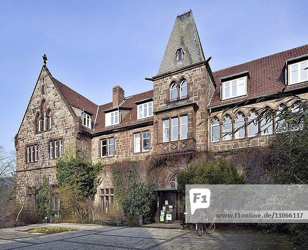 Universität Kassel  Fachbereich ökologische Landwirtschaft und Internationale Agrarwirtschaft  Außenstelle Witzenhausen  Hessen  Deutschland  Europa