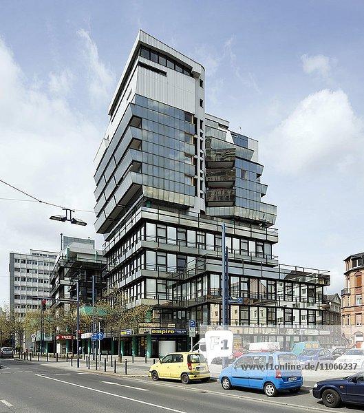 Büro- und Geschäftshaus Gothaer-Haus  Berliner Straße  Offenbach am Main  Hessen  Deutschland  Europa