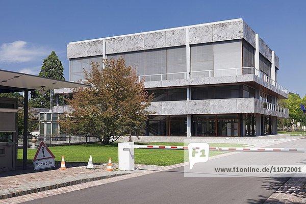 Bundesverfassungsgericht  Karlsruhe  Baden-Württemberg  Deutschland  Europa