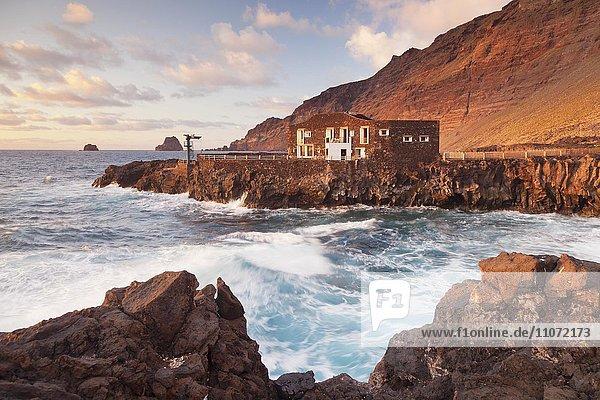 Hotel Punta Grande  Las Puntas  El Golfo  El Hierro  Kanarische Inseln  Spanien  Europa
