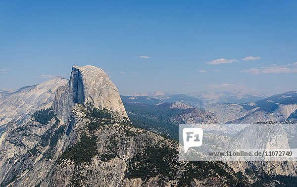 Half Dome  Yosemite National Park  Kalifornien  USA  Nordamerika