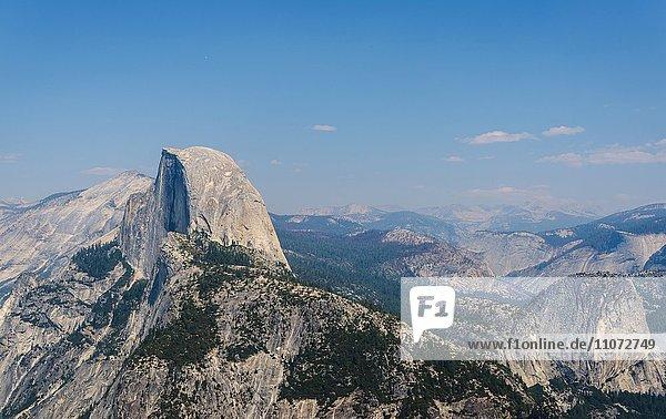 Half Dome  Yosemite National Park  Kalifornien  USA  Nordamerika
