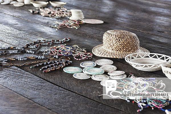 Venezuelan handicraft  Orinoco Delta  Venezuela