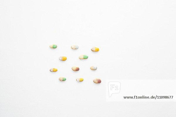 Cookies of capsules