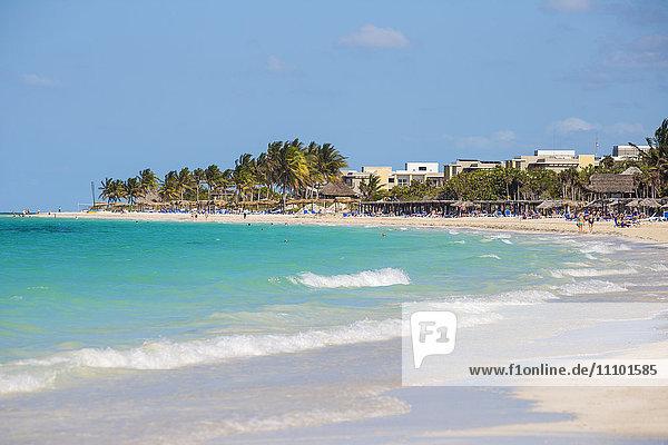 Las Coloradas Beach  Cayo Coco  Jardines del Rey  Ciego de Avila Province  Cuba  West Indies  Caribbean  Central America