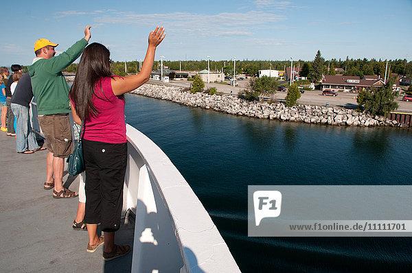 North America  Canada  Ontario  Manitoulin Island  Lake Huron