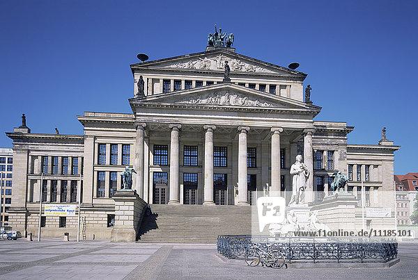 Concert Hall  Gendarmenmarkt  Berlin  Germany