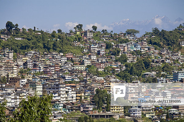 India  West Bengal  Kalimpong  City center