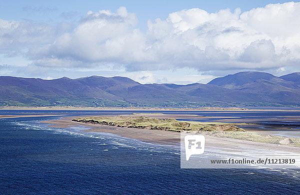 'Glenbeigh Beach; County Kerry  Ireland'