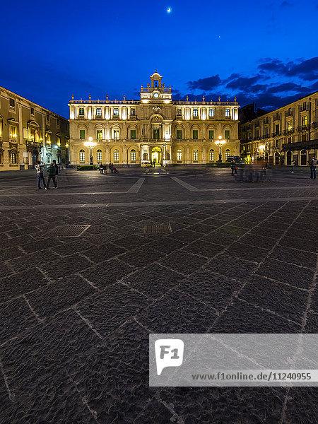 Sicily  Catania  University of Catania  Universita Degli Studi Di Catania