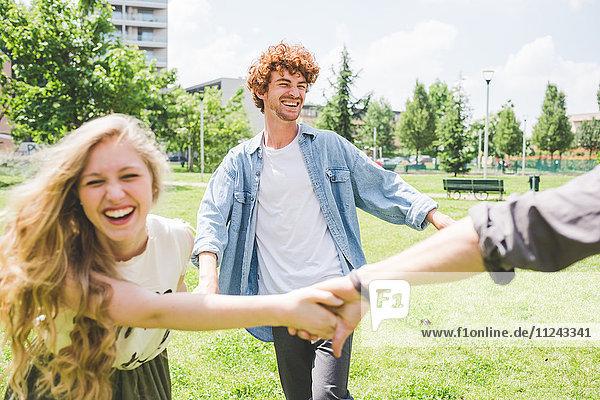 Freundeskreis Tanzen im Park