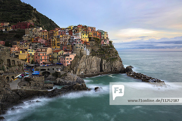 Europa Italy Manarola  Liguria  cinque terre
