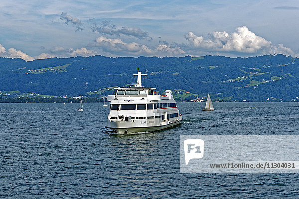 Lake Constance  Bodensee  ferry
