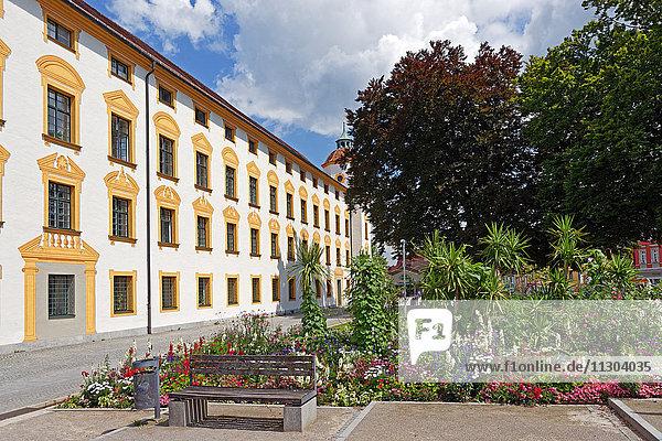 Fürstabtliche Residenz  residence  residence Kempten