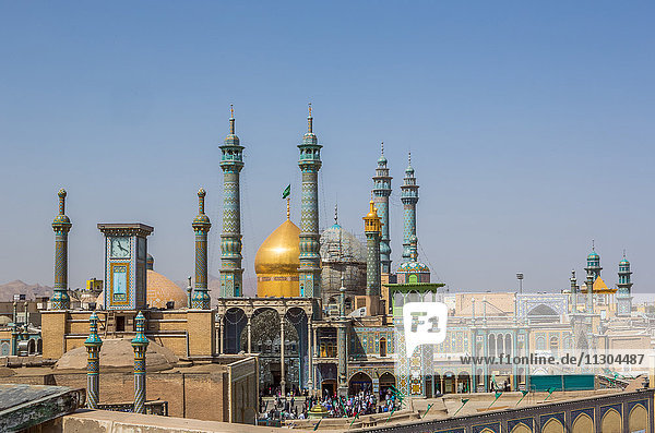 Iran  Qom City  Hazrat-e Masumeh (Holy Shrine)