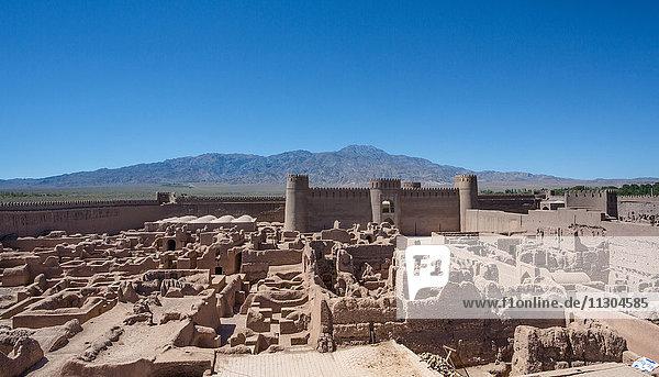 Iran  Rayen City  Arg-e-Rayen  Raen Citadel