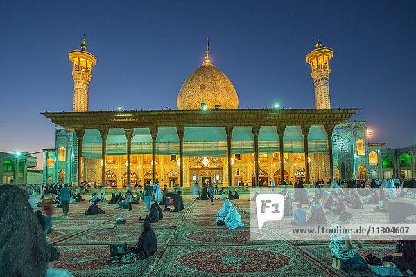 Iran  Shiraz City  Shah-e Cheragh Sanctuary