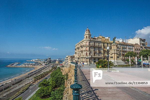 Spain  Catalonia  Tarragona City