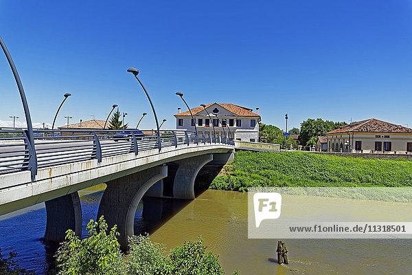Bridge  canal  Canale Vigenzole