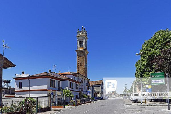 Church  Chiesa di Correzzola  street view